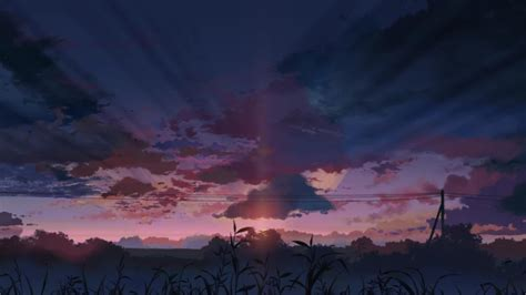 Anime Backgrounds by Breathtaking Backgrounds From 13 Popular Anime Titles