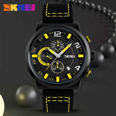 Skmei Jam Tangan Analog Pria 9150cl Black Blue 3 skmei jam tangan analog pria 9149cl black blue