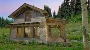 Small Mountain Cabin Floor Plans Codixescom