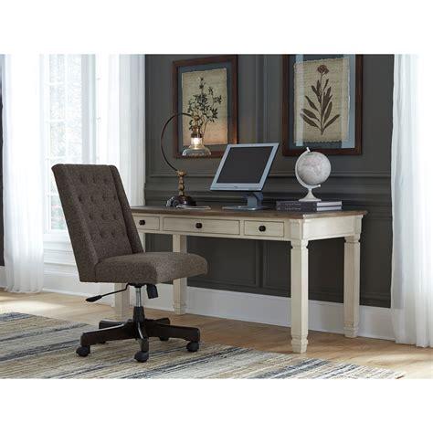 signature furniture desk signature design by bolanburg two tone home office