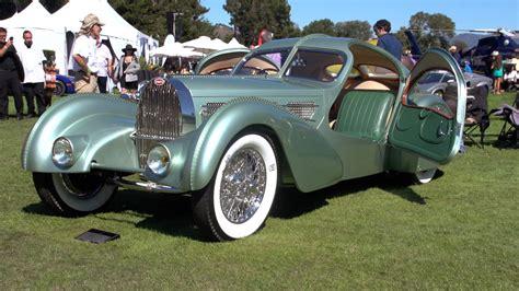 Leno Garage Bugatti by 1935 Bugatti Aerolithe Coupe Leno S Garage