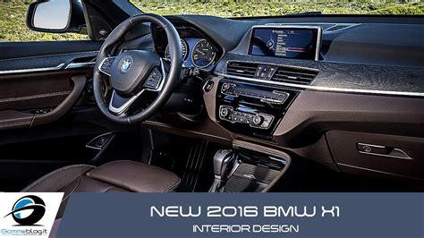 interior design bmw x1 new 2016 bmw x1 interior design youtube