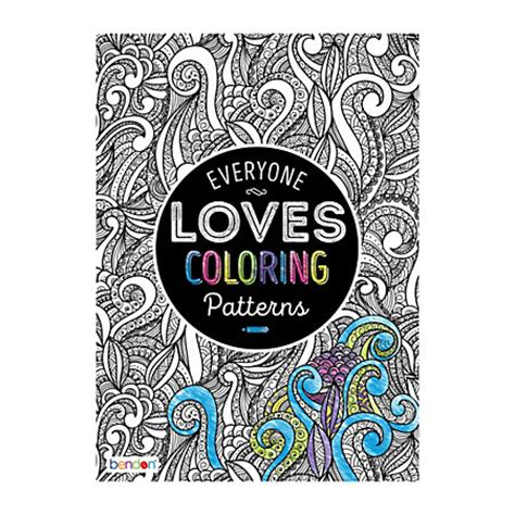 bendon coloring books bendon coloring book patterns by office depot