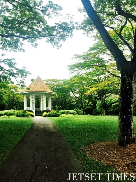 Fit Botanical Gardens Singapore Lookbook When Global Commerce Blooms In Garden City