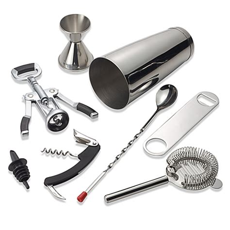 barware supplies bar utensils bed bath beyond