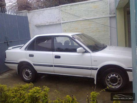 1990 Toyota Corolla For Sale Used Toyota Corolla Se Limited 1990 Car For Sale In