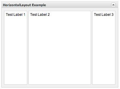 extjs layout guide layout containers gxt 3 x