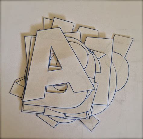 fabric letter templates the everyday jayne diy alphabet fridge magnets updated