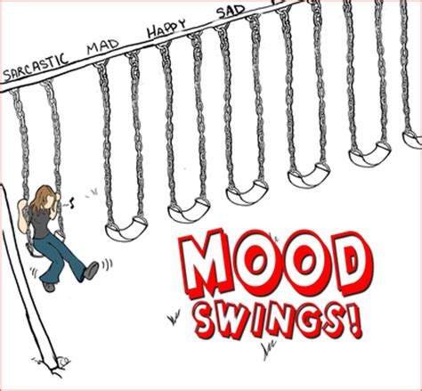 irritable mood swings meetmymoodswings happy sad clear confused delighted