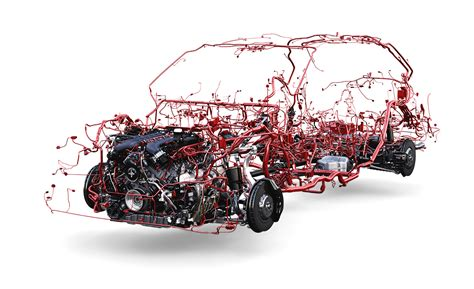bentayga s electrical system visualized the pursuit