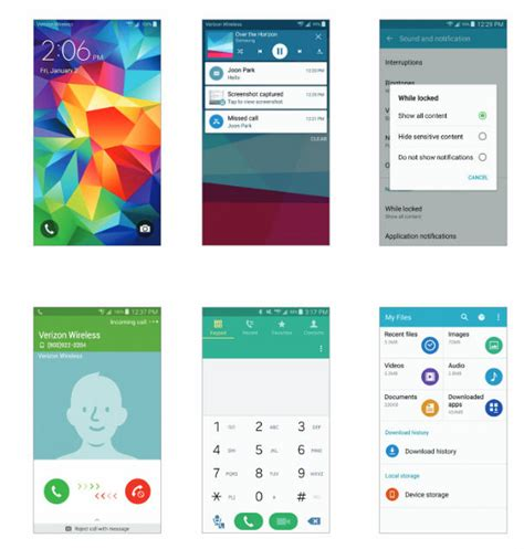 android os lollipop image gallery lollipop android operating system