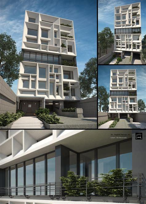 tehran pars residential building ati naghsh hamraz