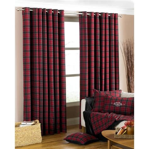 tartan plaid curtains curtains ideas 187 tartan plaid curtains inspiring
