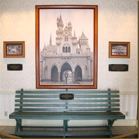 walt disney bench waltdisneybench