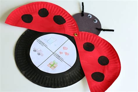ladybug craft projects the grouchy ladybug craft for with free printable