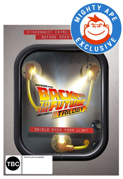 flux capacitor australia back to the future flux capacitor box set mighty ape exclusive in stock buy