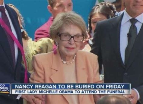 Will Be Buried Friday by And Rosalynn America S