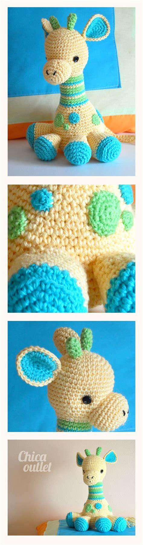 imagenes de jirafas tejidas a crochet m 225 s de 25 ideas incre 237 bles sobre jirafas beb 233 en pinterest