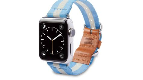 light blue apple watch band toms branded apple watch bands are for when you want to