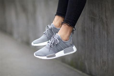 Adidas Nmd Sport For Biru Hitam Big Sale adidas nmd trainers in grey white black friday sale