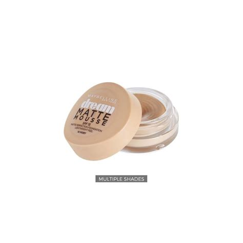 maybelline matte mousse maybelline matte mousse foundation free delivery