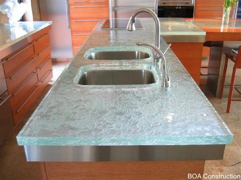 Eco Countertops Cost by Tempered Glass Countertops What You Need To Glass