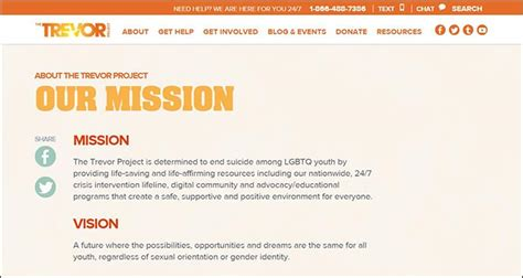 mission statement for non profit template 10 effective nonprofit mission and vision pages