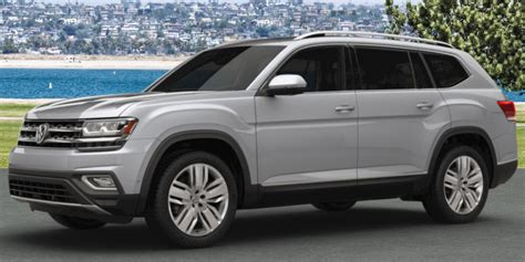 volkswagen atlas silver what colors are available for the 2018 volkswagen atlas