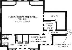 Banquet Hall Floor Plans by Wedding Hall Designs Plan