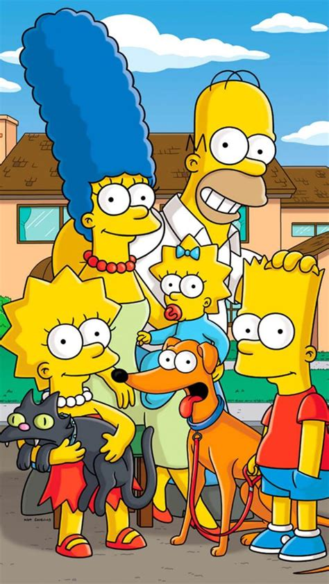 wallpaper iphone 5 simpsons the simpsons iphone 5 wallpaper iphone 5 wallpapers gallery
