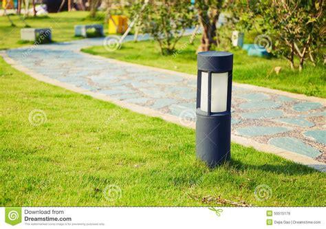 outdoor lawn lights lawn l landscape lighting outdoor garden light stock