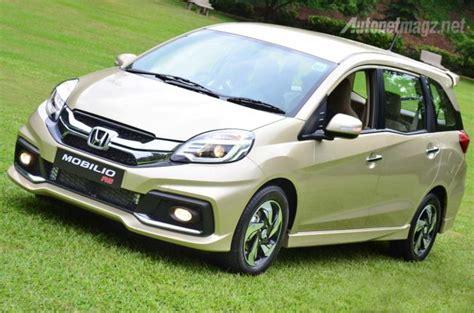 Spion Honda Mobilio Rs ini dia honda mobilio rs diesel