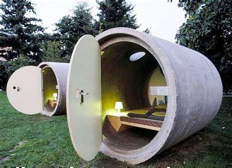 Austria Basement by Underground Culvert Homes Of Concrete And Steel