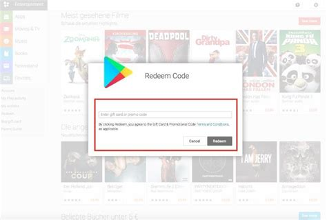 Play Store Redeem Play Voucher Get 163 10 May 2018 Hotukdeals