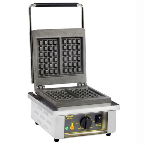 Gaufrier Roller Grill by Roller Grill Ges20 Liege Waffle Iron Cs Catering Equipment