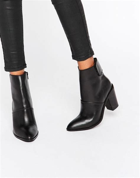 Ankle Leather Booties 25 best ideas about ankle boots on fall