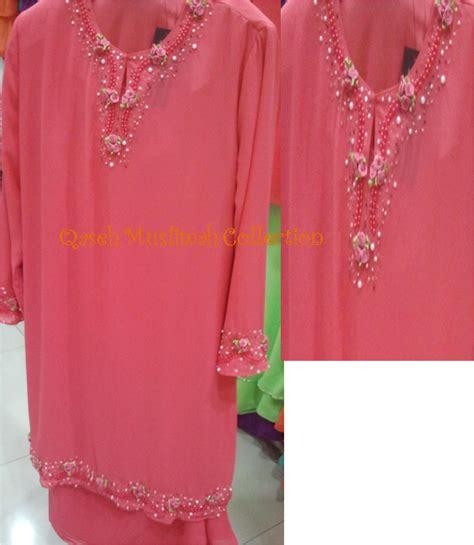 design baju warna peach baju kurung menyusu warna peach baju kurung menyusu