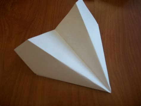 Origami Glider - how to make a 4 winged paper glider