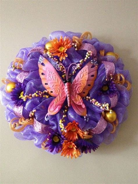 spring butterfly wreath artificialchristmaswreaths com 159 best wreath s i love 2 images on pinterest christmas