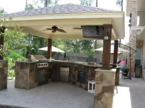 outside kitchens ideas awesome outdoor kitchen designs decor trends outdoor