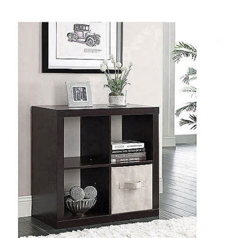 better homes and gardens square 4 cube organizer