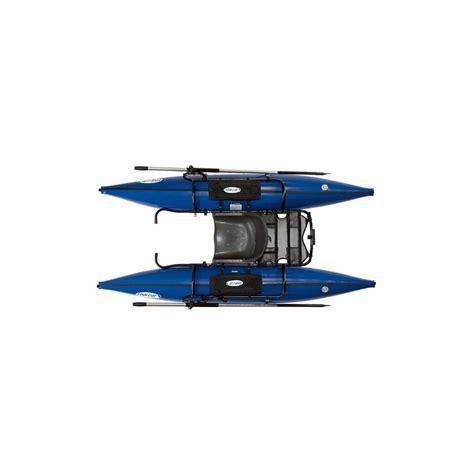 outcast inflatable pontoon boats outcast fish cat 9 inflatable pontoon boat tackledirect