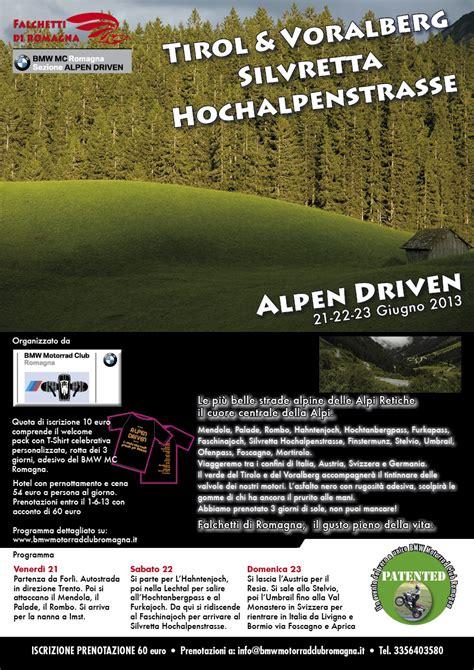 Motorrad Club Tirol by Falchetti Di Romagna 21 22 23 Giugno Tirol Voralberg