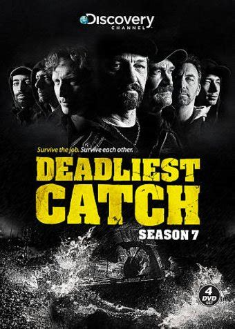 the deadliest catch a titles air dates guide deadliest catch season 7 4 dvd 2011 television on