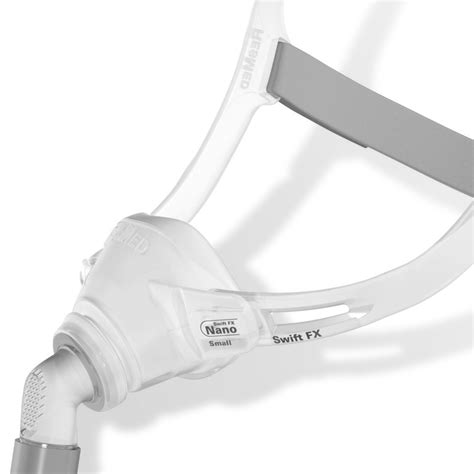 Swift Fx Nano Nasal Cpap Mask With Headgear Cpap Mask Fitting Template