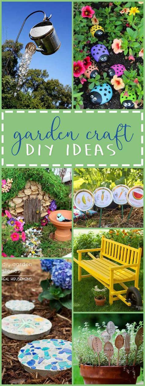 diy garden crafts  beautiful garden crafts   age