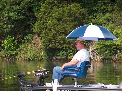bass pro boat umbrella fishing seat umbrella