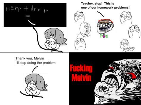 Melvin Meme - funny troll comics melvin www pixshark com images