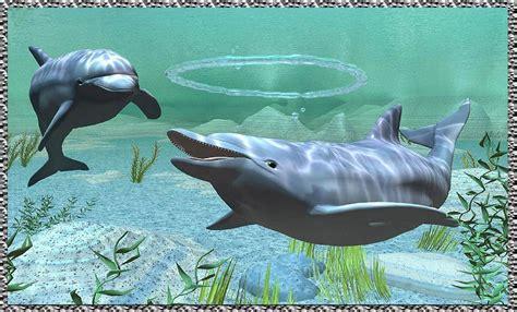 imagenes para fondo de pantalla delfines fondo escritorio paisaje delfines 3d fantasia