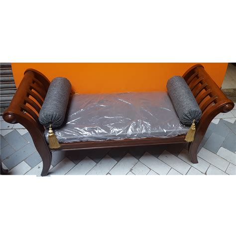 backless chaise sofa backless chaise longue 28 images klaussner logan